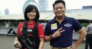 Krishna Murti Di Mutasi Menjadi Wakapolda Lampung