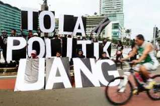 Calon Janjikan Imbalan Jika Menang, KPU: Itu Politik Uang