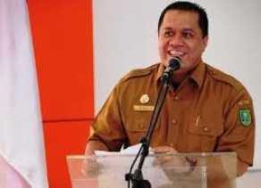 80 Pengurus BPD Kecamatan Batang Cenaku Resmi Dikukuhkan