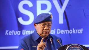 SBY Kumpulkan Pengurus Demokrat Daerah