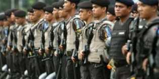 Polda Riau Pastkan Pasangan Calon Gubri Dapatkan Pengawalan Melekat