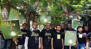 Protes eksekusi mati, warga Nigeria Datangi Kedubes RI di Abuja