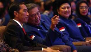 Beda Tipis dari SBY, Jokowi Akui Dirinya Seorang Demokrat