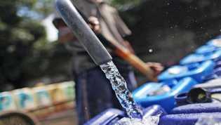 Warga Muara Fajar Pekanbaru Butuh Sumber Air Bersih