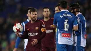 Media Spanyol: Lionel Messi Ternyata Juga Manusia
