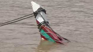 Kapal Pompong di Meranti Karam, 3 ABK Hilang