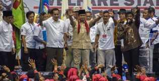 Buruh dan calon presiden: diperdaya atau menggalang politik?