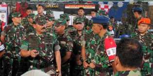 Uji kemampuan PPRC, prajurit TNI latihan di sarang buaya