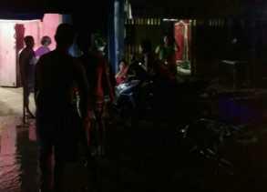 Warga Kecamatan Batang Tuaka Inhil, Di Hebohkan Adanya Maling