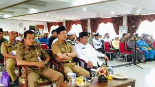 Ratusan Imam Masjid Paripurna se Kota Pekanbaru Ikuti Pembinaan