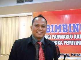 Banyak Tudingan Negatif, Ketua Bawaslu Riau Anggap Resiko Pekerjaan