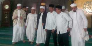 3 Pertemuan rahasia Jokowi yang akhirnya terungkap ke publik