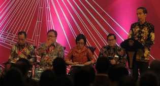 Kebijakan perpajakan Presiden Jokowi di 2017