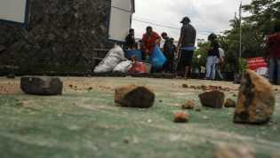 Waspada, 234 Napi Kabur dari Lapas Sialang Bungkuk Masih Berkeliaran di Luar