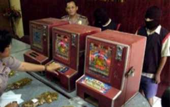 Razia Judi, Polisi Padang Amankan Mesin Judi Jackpot