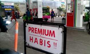 Premium Langka di Riau Karena Kuota Dikurangi Oleh Pertamina