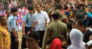 Ini Pendapat Jokowi Bila Maju 2 periode