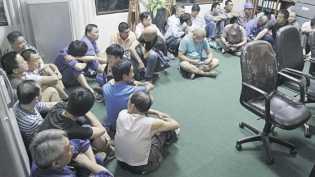 Bekerja di PLTU Tenayan Raya, 35 TKA China Ilegal Diamankan