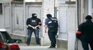 ISIS Dalang Dari Serangan Golok terhadap 2 Polisi Wanita Belgia