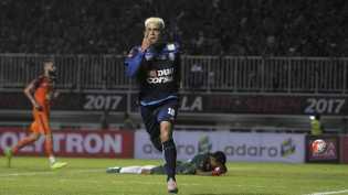 Gonzales Jadikan Madura United Bertabur Bintang Naturalisasi