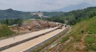 Proyek Tol Padang-Pekanbaru Masuk Dalam Daftar PSN