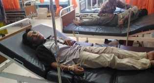 5 warga Kalbar dilarikan ke RS Karna Keracunan Minyak Goreng