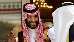 Putra Mahkota Kerajaan Arab Saudi Dikabarkan Meninggal