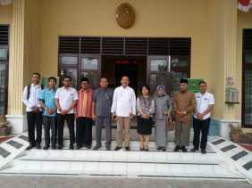 Ketua PTUN Dukung Tugas KI Riau  Wujudkan Open Government