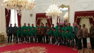 Kalah di Piala AFF, Jokowi Beri Bonus Rp 200 Juta per Pemain