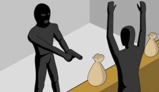 Polisi Buru Pelaku Penggondol Emas dan Uang Sebesar Rp 785 Juta yang Menggunakan Senjata Api di Rohi