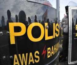Mahasiswa Riau akan Demo di SPBU, 700 Polisi Turun Amankan Aksi