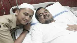 Imam Besar FPI Habib Rizieq Dirawat di Rumah Sakit
