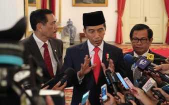 Jokowi: Izin Berobat Ba'asyir Soal Kemanusiaan