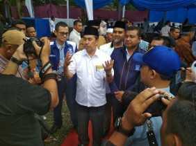 Syamsuar: Saya Ini Calon Gubernur Riau, Bukan Riau Pesisir