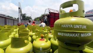 30.000 Distribusi Gas Melon Terhambat, Pasokan Gas Langka di Pekanbaru