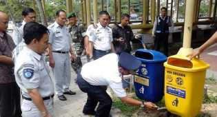 Jasa Raharja Beri Bantuan Sarana Prasarana Umum ke Terminal BRPS