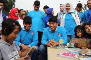 Pembangunan Firdaus - Ayat di Kecamatan Senapelan Rp 28,7 Milyar