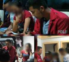 Dirazia saat Ngamar dengan 2 Cewek ABG, Pria di Pekanbaru Ini Nekat Sembunyi di Bawah Kasur, Polisi