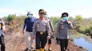 Mantan Kapolda Riau 'Jenderal Penangkal Karhutlah' Meninggal Dunia