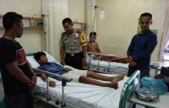 Kondisi Mulai Membaik, Remaja yang Tertembak Airsoft Gun Jalani Operasi Siang Ini di RSUD Arifin Ach