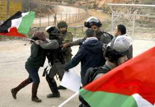 620 Warga Palestina Ditangkap Sejak Klaim AS soal Yerusalem.