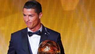 Ballon d'Or 2016, Bukan Mesi atau Griezman Tapi Cristiano Ronaldo