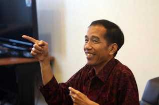 Soal Freeport, Jokowi: Kalau Itu Tanya Menteri ESDM