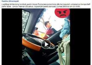 Warga Diminta Parkir Rp25 Ribu, DPRD Pekanbaru Minta Cabut Izin Pengelola