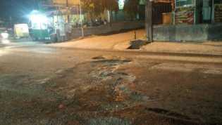 Biaya Perawatan Minim, Siap-Siap Jalan Riau Banyak Berlubang Tahun Ini