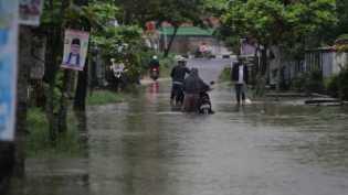 Hujan Tak Sampai Sejam, Jalan Melati