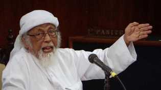 Abu Bakar Ba'asyir Berharap Jadi Tahanan Rumah