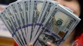 Dolar AS Naik Menjadi Rp 13.323