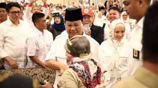 Beda-beda Keterangan Elite Gerindra soal Deklarasi Prabowo Capres