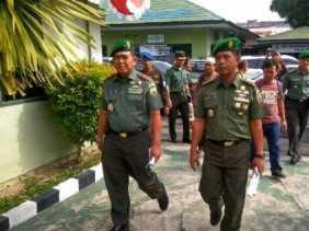 Danrem Sampaikan Permintaan Maaf, Begini Kronologis Pemicu Aksi Oknum TNI Pukul dan Tendang Motor Po